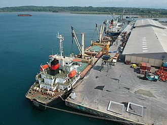 Parang, Maguindanao - Polloc Port