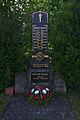 Pomník obětem světových válek, Valchov, okres Blansko.jpg