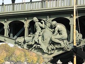 Gustave Michel - Pont de Bir-Hakeim group