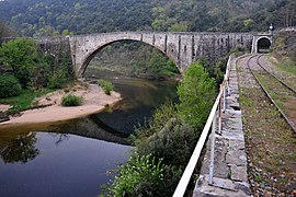 Bridge over the Doux