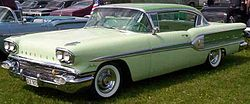 Pontiac Star Chief Catalina Hardtop (1958)