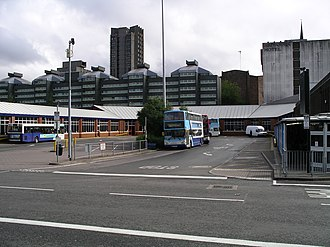 Pool Meadow Bus Station - Image: Pool meadow bus station 26l 07