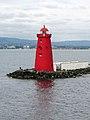 Poolbeg Lighthouse, Dublin Port (507240) (33020734955).jpg