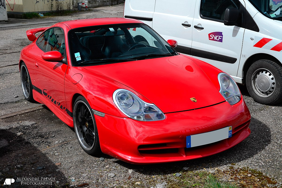 Porsche 911 996 Wikipedia Wolna Encyklopedia