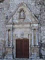 Porta igrexa Penosiños, Ramirás.jpg