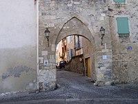 Porte St Joseph - Pierrevert.JPG