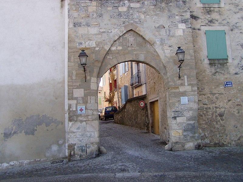 Door of Pierrevert