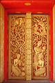 Porte du Vat Ong Theu (Vientiane) (4348875524).jpg