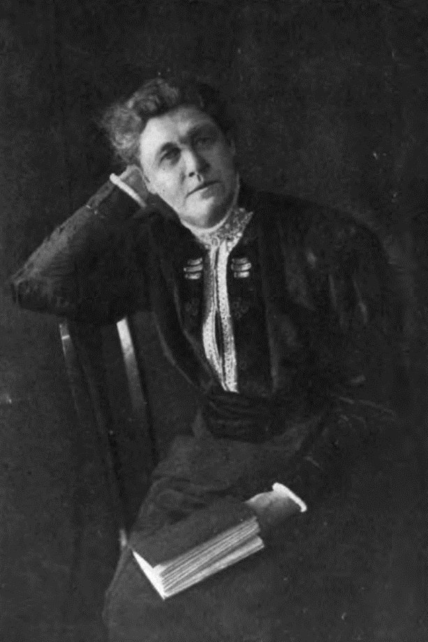 Portrait of Annie Payson Call