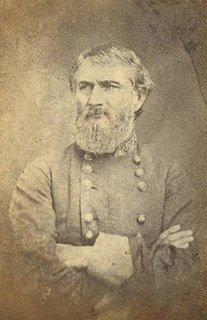 Leonidas Polk Confederate Army general