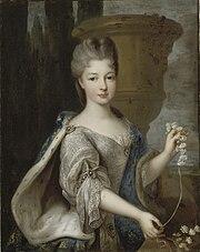 File:Portrait of Louise Élisabeth de Bourbon (1693-1775), Princess of Conti by Pierre Gobert.jpg
