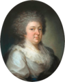 Portret Louise Charlotte Friederike Riedesel, baronowej Eisenbach.png