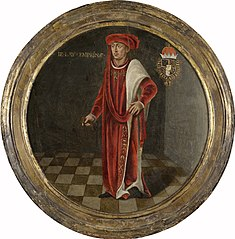 Portrait of Charles the Bold (1433-1477 ), Duke of Burgundy
