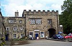 Abbey Gatehouse with Post Office