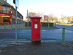 Post box at Larkhill Place.jpg