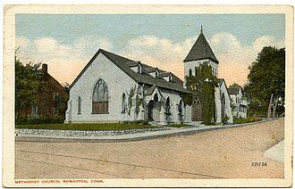 Cafe church - Rowayton United Methodist Church, home to Good Folk Coffeehouse