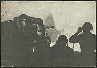 Postcard 1942 Artillery USSR b.jpg