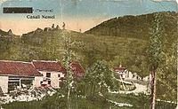 Postcard of Nemci 1935.jpg