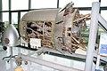 Pratt and Whitney R-4360 Wasp Major radial RSideFront EASM 4Feb2010 (14404686257).jpg