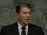 File:President Reagan's Address to the United Nations General Assembly, New York, September 26, 1988.webm