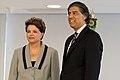 Presidenta Dilma Rousseff e o embaixador do Canadá, Jamal Khokhar (1).jpg