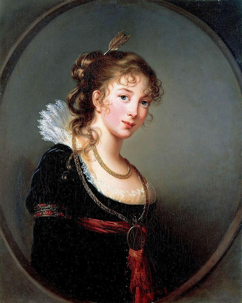 Принцесса Луиза Радзивилл Гогенцоллерн, 1802.jpg