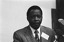 Percy Qoboza in 1978