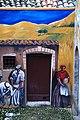 Prizzi - Casa con murales - panoramio.jpg