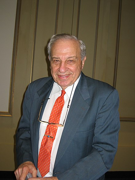 Rudolph A. Marcus, chemist and Nobel Prize in Chemistry laureate Prof. Dr. Rudolph A. Marcus.jpg