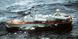 Osa-class missile boat - Osa II (Project 205U) craft