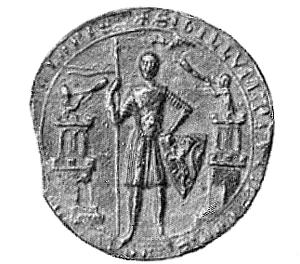 Przemysł I of Greater Poland - Przemysł I's seal, dated from 1252