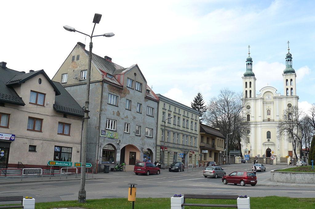 Centrum Pszowa