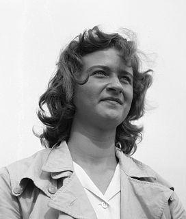 Bertha Brouwer Dutch sprinter