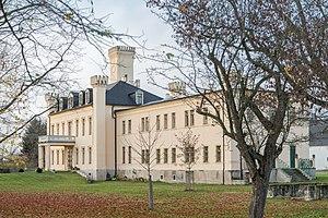 Arzberg, Saxony - Image: Puelswerda Schloss 01