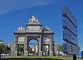 Puerta de Toledo from Toledo street.JPG