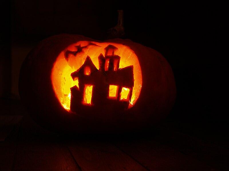 File:Pumpkin craft for Halloween.JPG