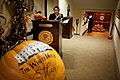 Pumpkins decorate the Navy Mess in the West Wing.jpg