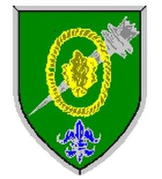 Panzergrenadier - Insignia of Panzergrenadierbataillon 112