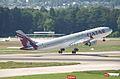 Qatar Airways Airbus A330-300; A7-AEO@ZRH;20.08.2009 551dc (4327232169).jpg