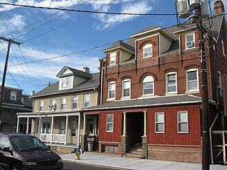 Quakertown, Pennsylvania - Quakertown