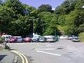 Quarry car park - geograph.org.uk - 496078.jpg