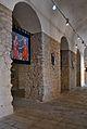 Quarter de la tropa del castell de santa Bàrbara, interior.JPG