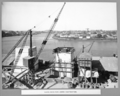 Queensland State Archives 3690 North main pier under construction Brisbane 28 July 1936.png