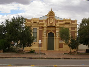 Quorn, South Australia - Image: Quorn Council Chambers