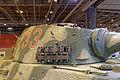 Rétromobile 2015 - Panzer VI Ausf B Tigre II - 1944 - 036.jpg
