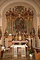Römisch-katholische Pfarrkirche von Zillingtal-Celindof, Blick in das Kircheninnere (II).jpg