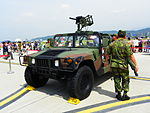 ROCA Humvee Open Test in Songshan Air Force Base 20110813a.jpg