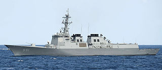 <i>Sejong the Great</i>-class destroyer Ship class