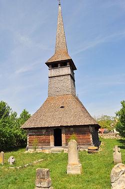 Biserica De Lemn Din Apahida Wikipedia