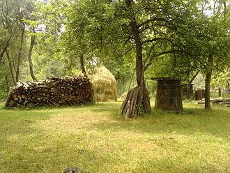 Northern Transylvania - Countryside landscape, Sălaj County